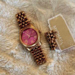 Michael Kors Lexington mini watch